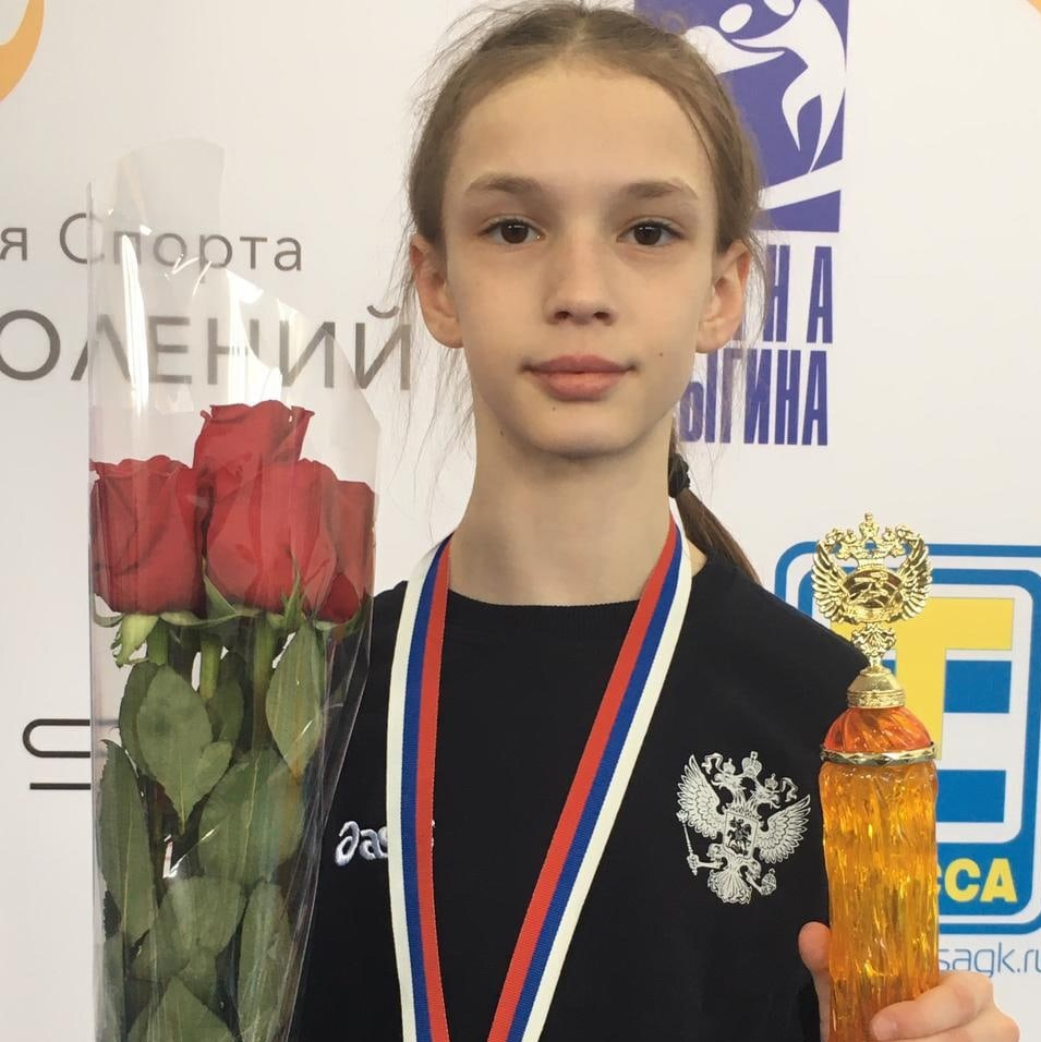Калязинская спортсменка Анастасия Чилюшкина поборется за европейское золото