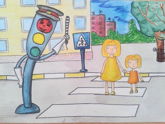 «Летобез ДТП»: юных жителей Тверской области приглашают поучаствовать в конкурсе рисунков