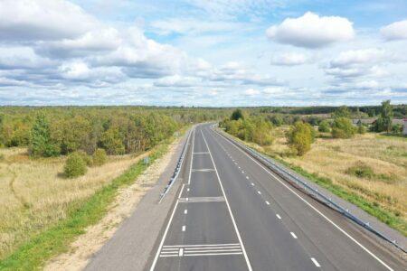 Больше 30 километров дороги Торжок – Высокое – Берново – Старица отремонтируют в 2021 году
