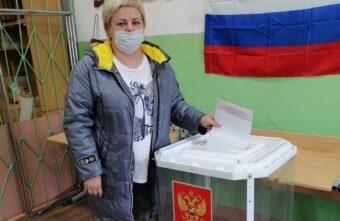 Ирина Мартынова: голосую за тех, кто достойно представит Тверскую область