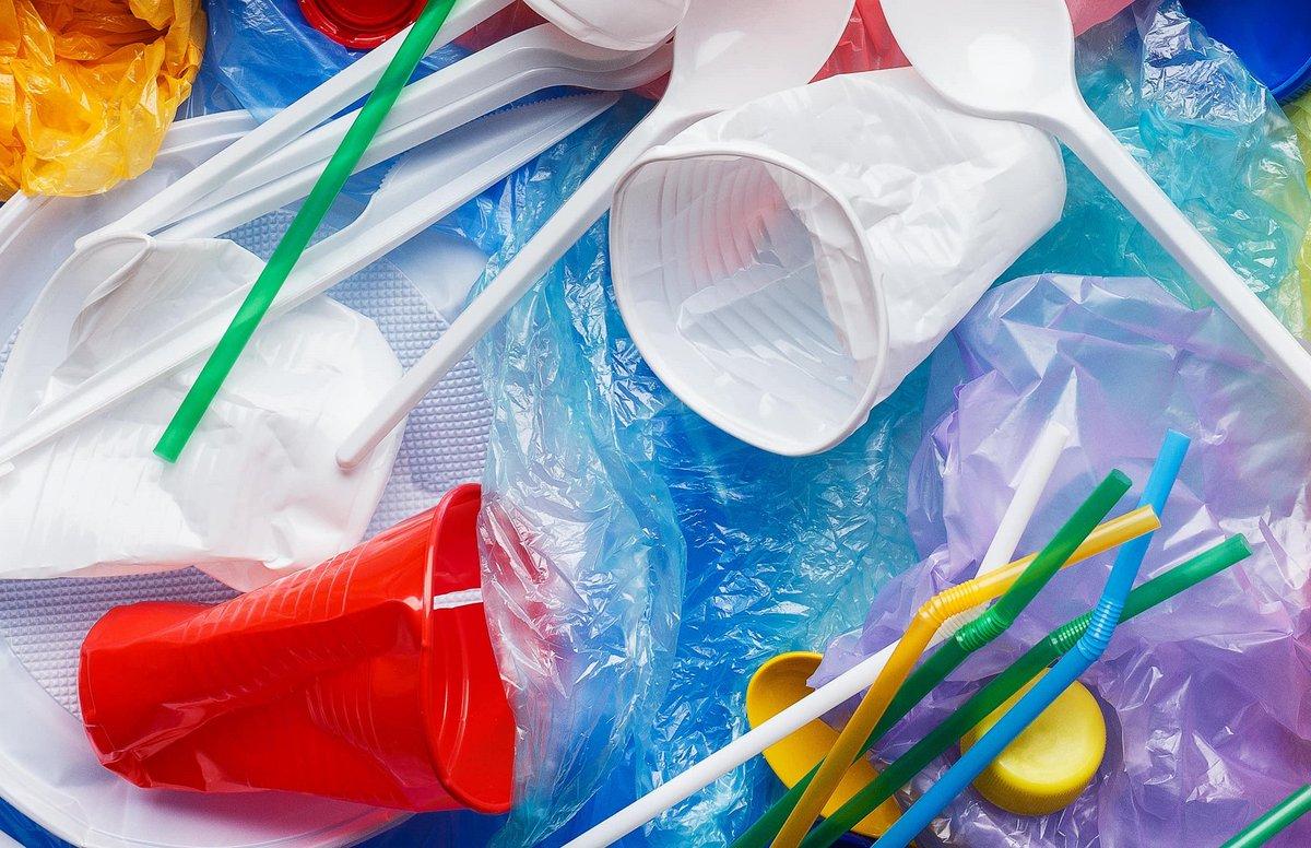 В Тверской области запретят ватные палочки, пластиковые трубочки и посуду