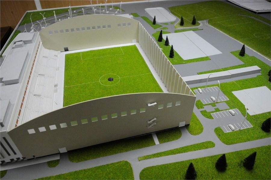 В Твери построят крытый футбольный манеж для любителей и профессионалов