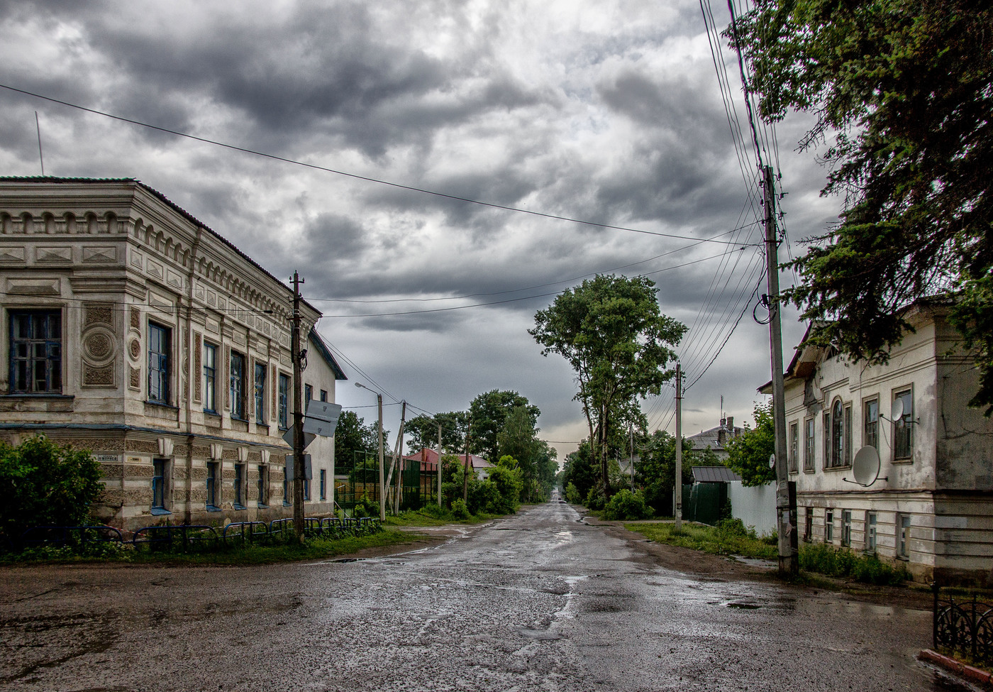 Центральным улицам города в Тверской области вернут исторические названия