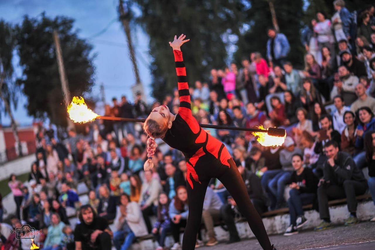 Ритмы фламенко и искры огня ждут жителей Твери в горсаду
