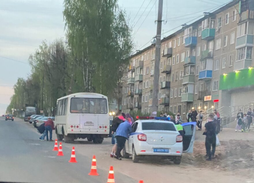 Девочка погибла на глазах у родителей в Тверской области