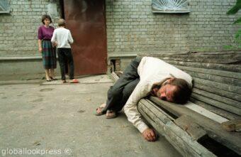 Пьяные прохожие и пассажиры Тверской области отправятся в вытрезвители