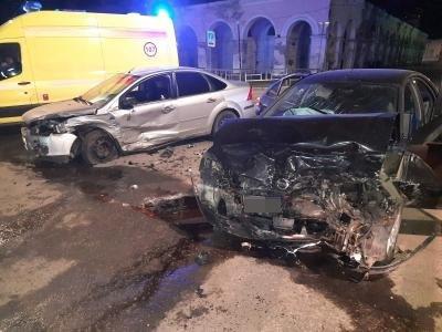 Четыре человека получили травмы из-за невнимательного водителя в Тверской области