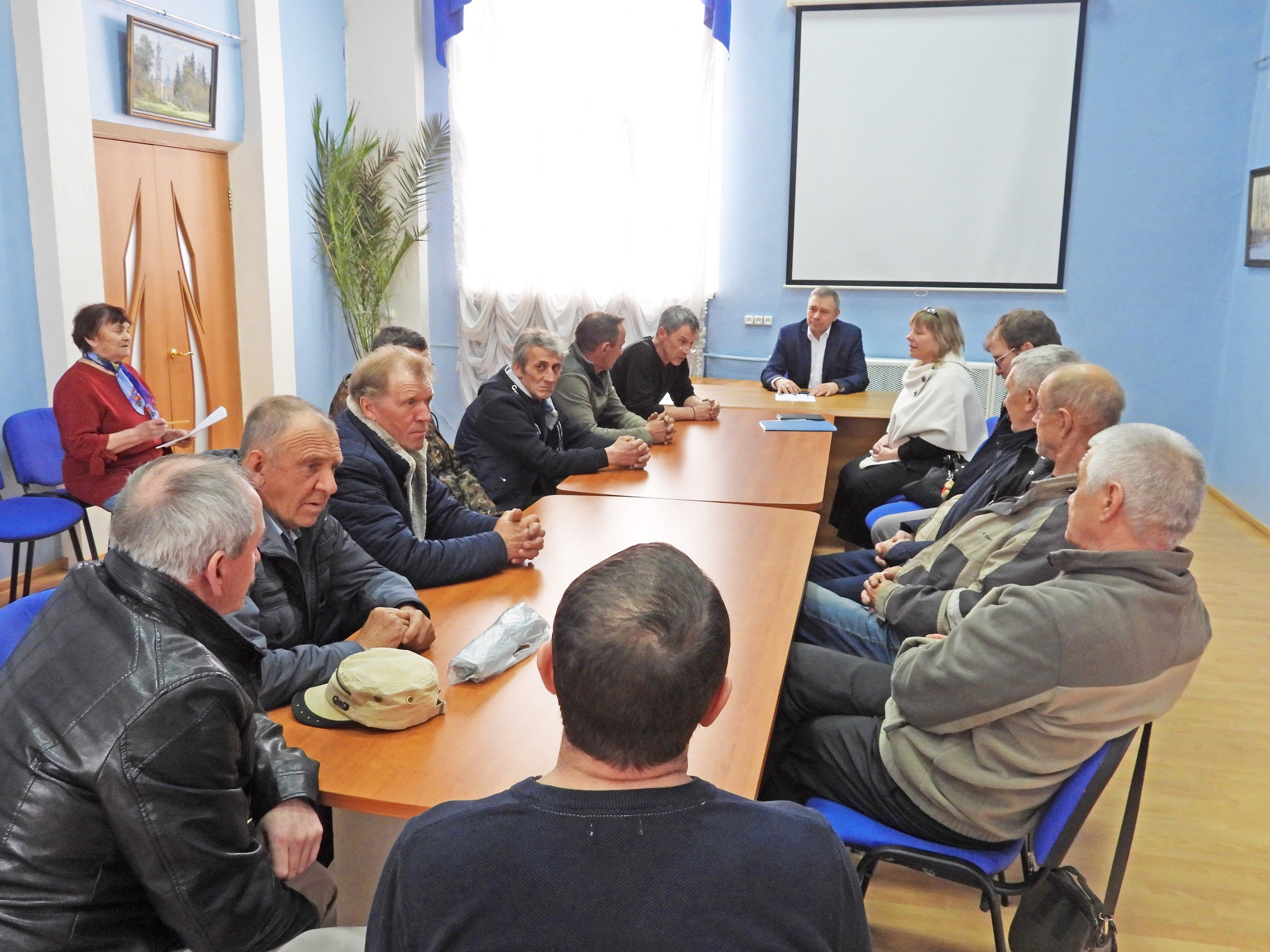 Встреча ветеранов боевых действий в Афганистане прошла в Тверской области