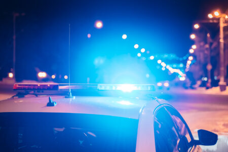 На дороге в Тверской области погиб водитель без документов