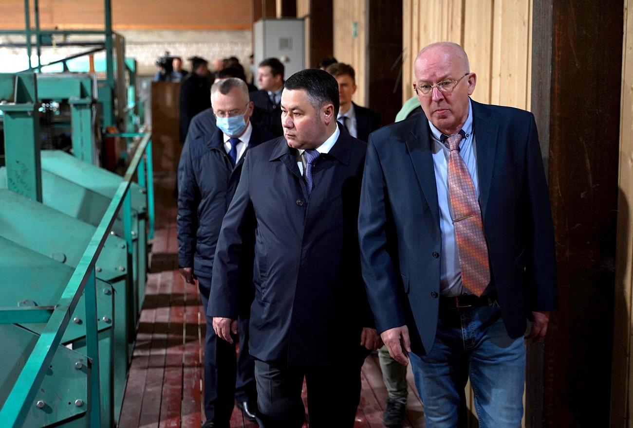 189 миллионов рублей направят на поддержку леспрома в Тверской области