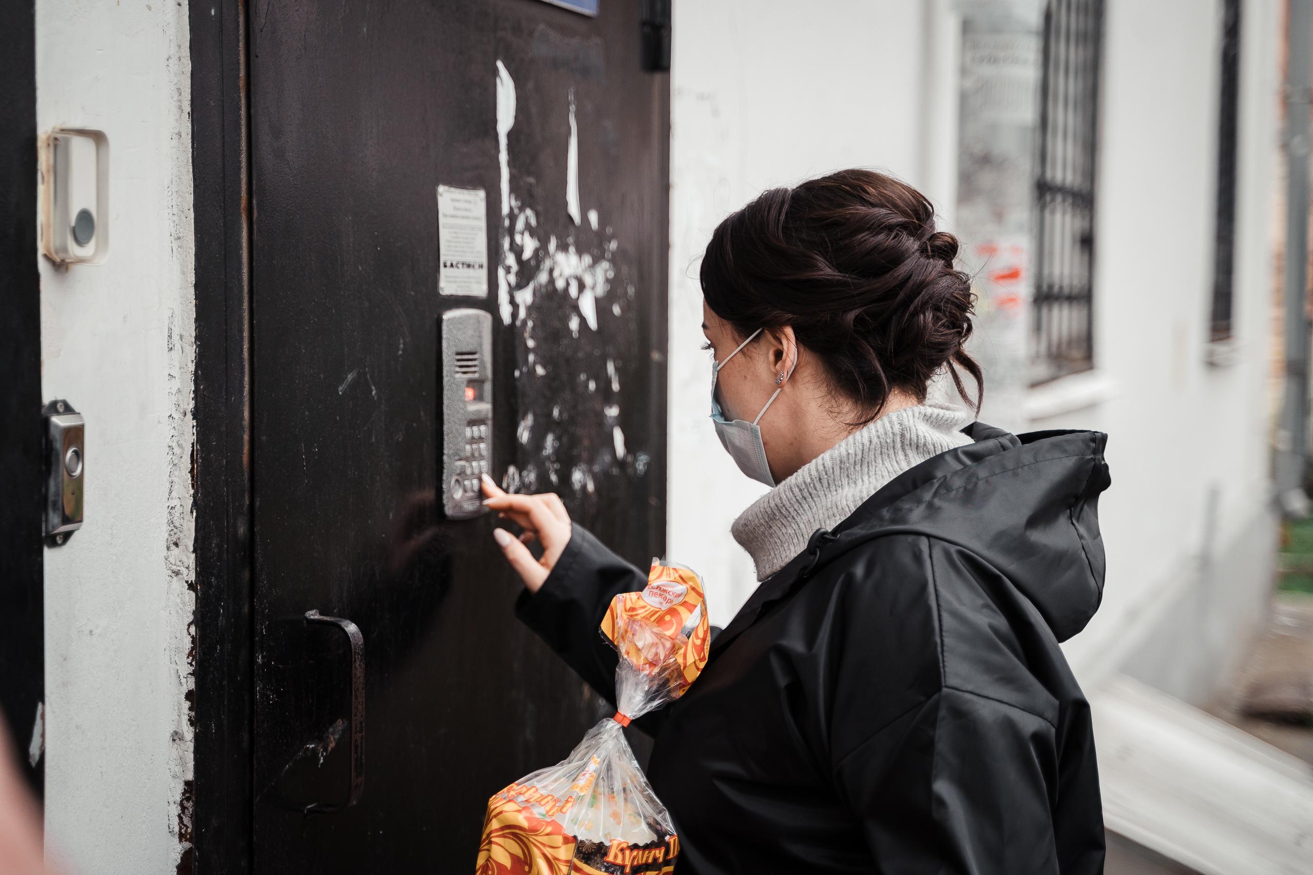 Куличи от волонтёров: тверские участники проекта #МыВместе объехали полсотни адресов