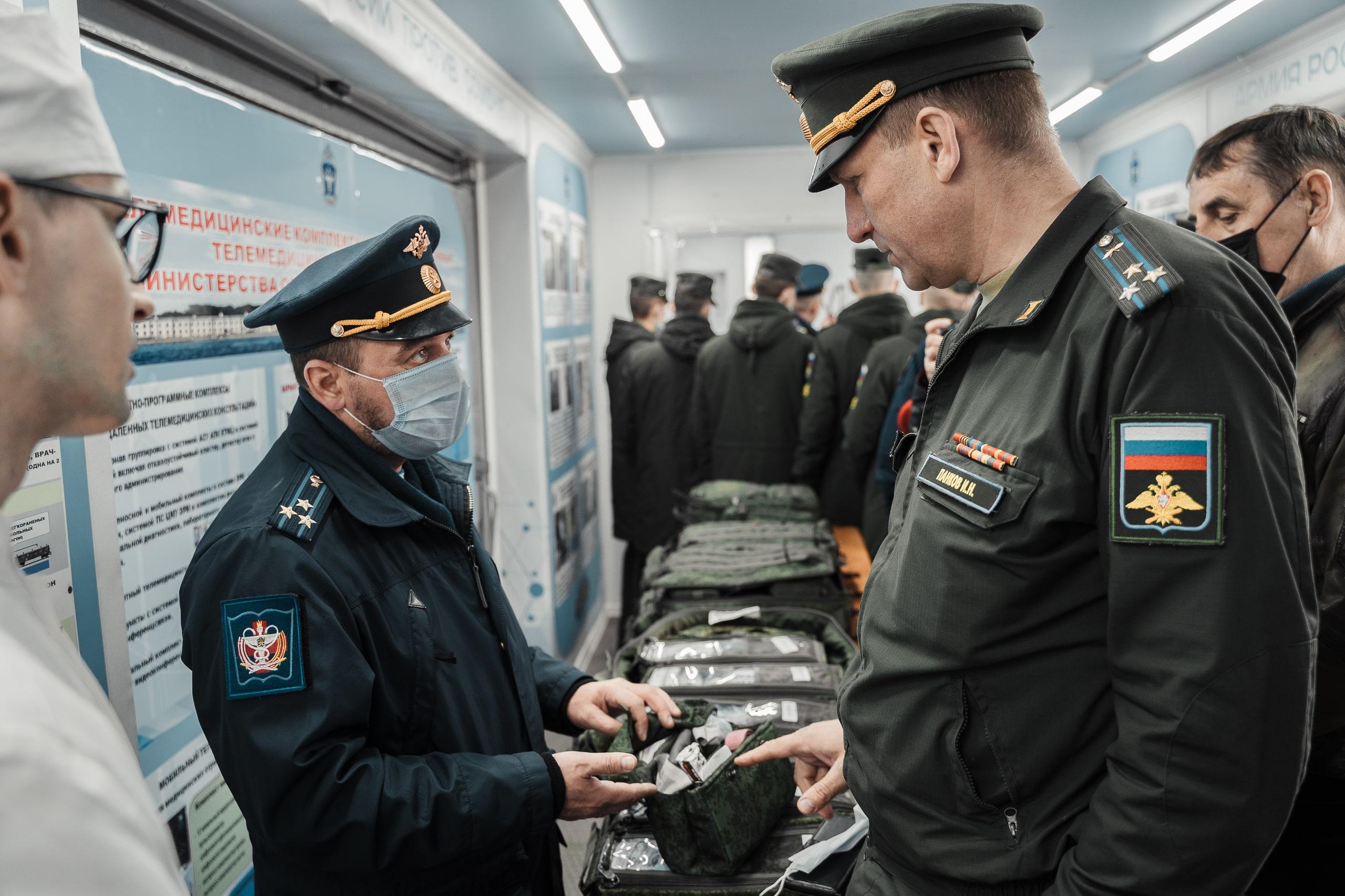 Военная история и новейшее вооружение: тематический поезд прибыл в Тверь
