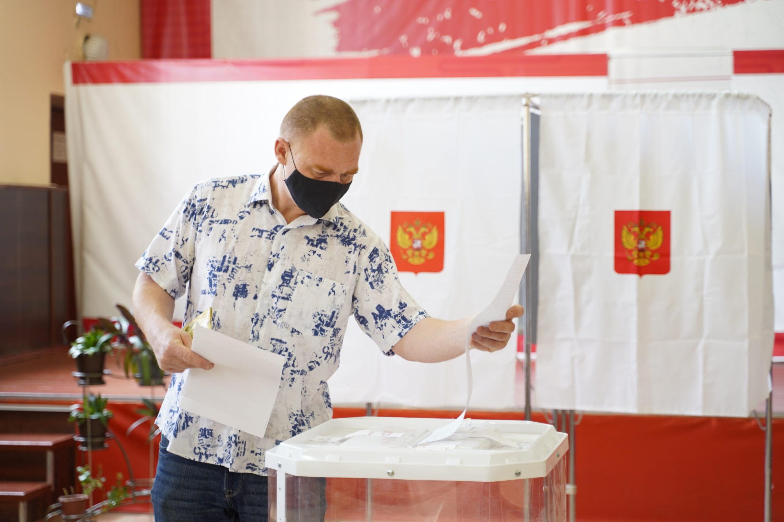 Успеть за 30 минут: жители Тверской области ещё могут решить, кто пойдёт на выборы