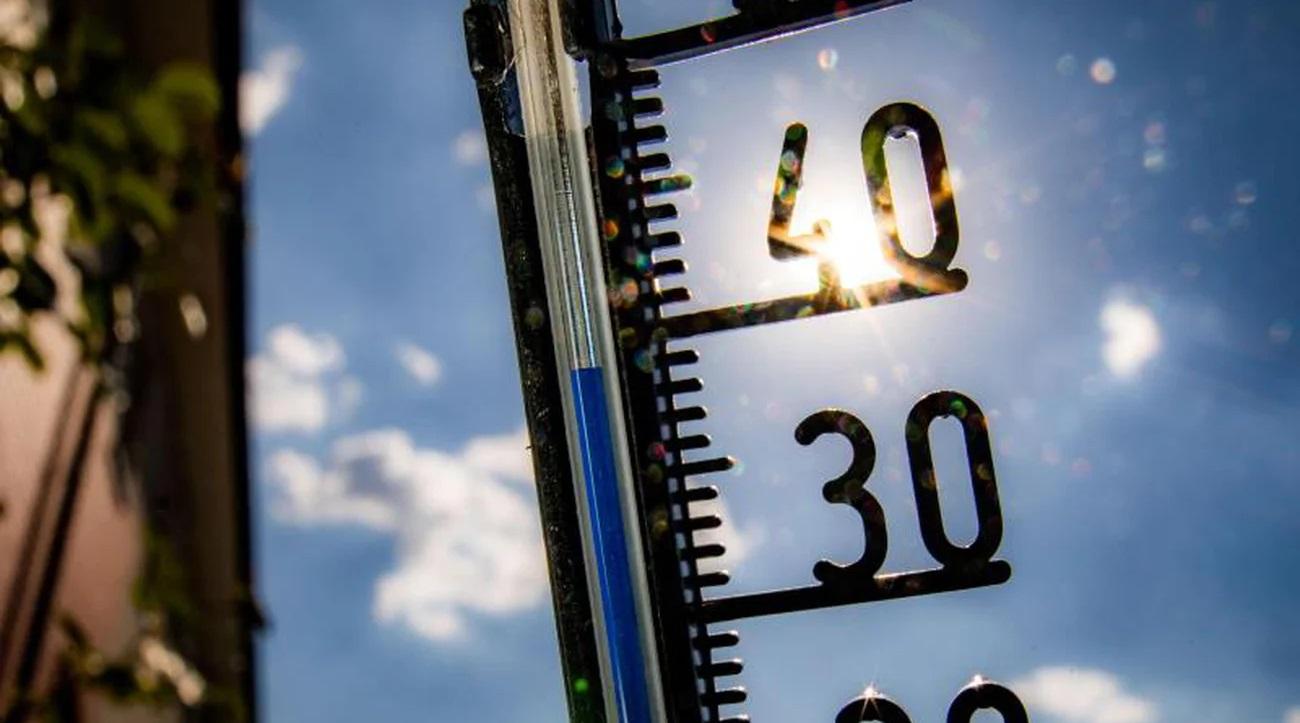 После гроз в Тверскую область придёт аномальная жара