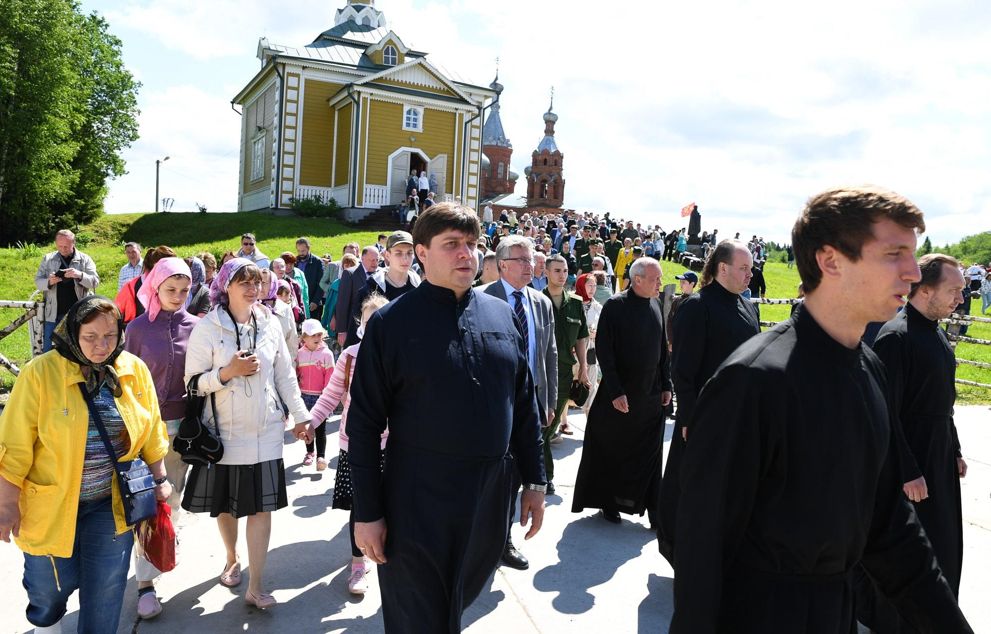 XXII Волжский Крестный ход пройдёт в Тверской области