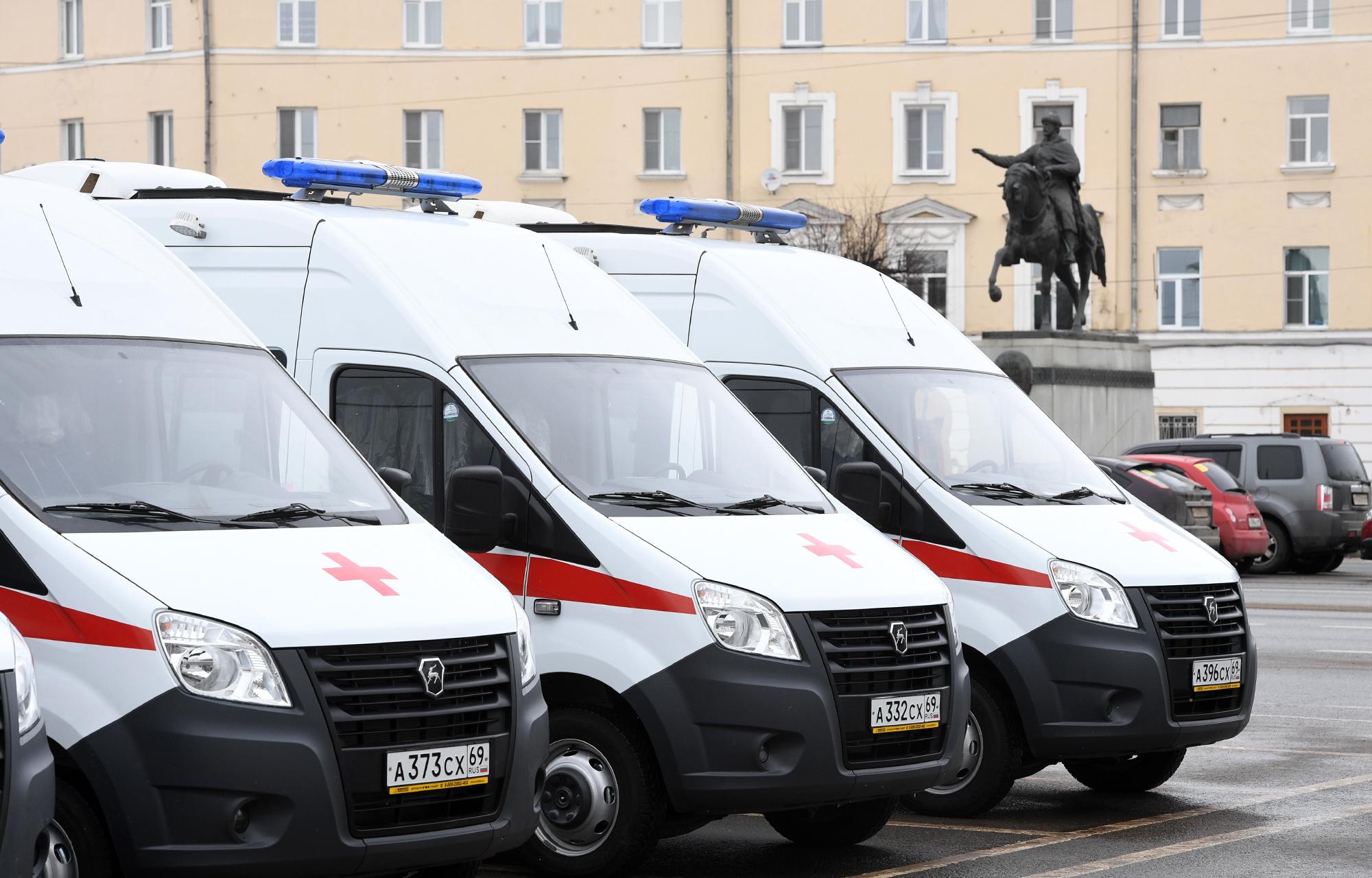 Коронавирус в Тверской области 9 мая: плюс 72 новых случая заражения