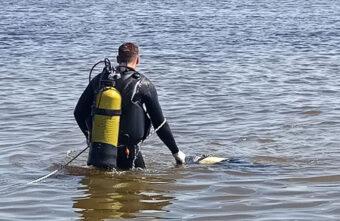 В центре Твери спасатели ищут утонувшего человека