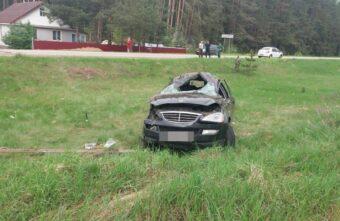 Водитель, серьёзно пострадавший в ДТП в Тверской области, не был пристёгнут