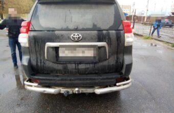 19-летний водитель внедорожника сбил женщину в Твери