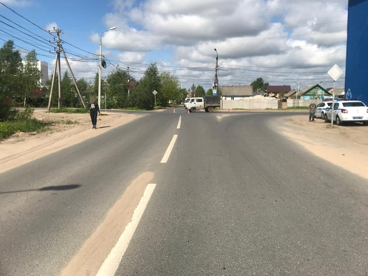 11-летний мальчик получил серьезные травмы в аварии в Твери