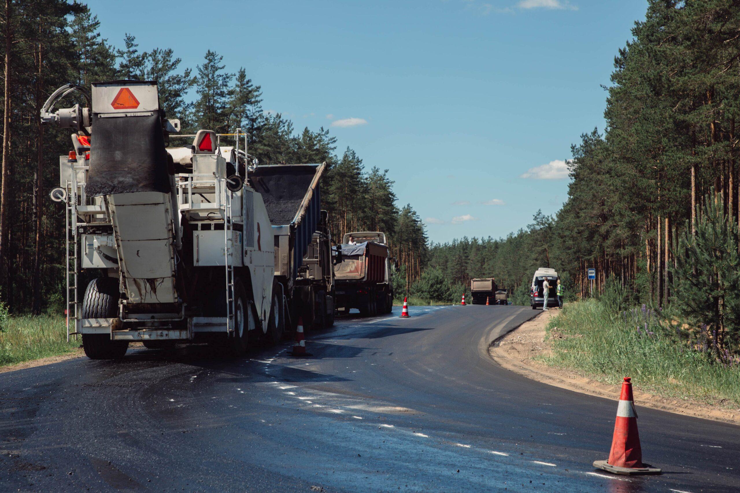 В Тверской области отремонтируют дорогу, связывающую северную и центральную части региона