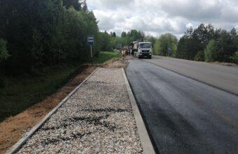 В Тверской области ремонтируют один из туристических маршрутов к Селигеру