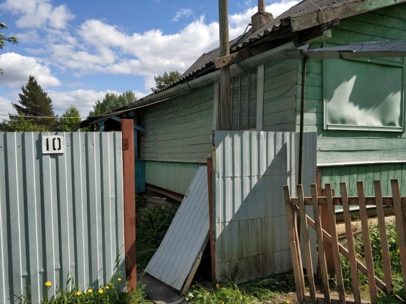 Во время тушения пожара в Тверской области нашли тело пожилой женщины
