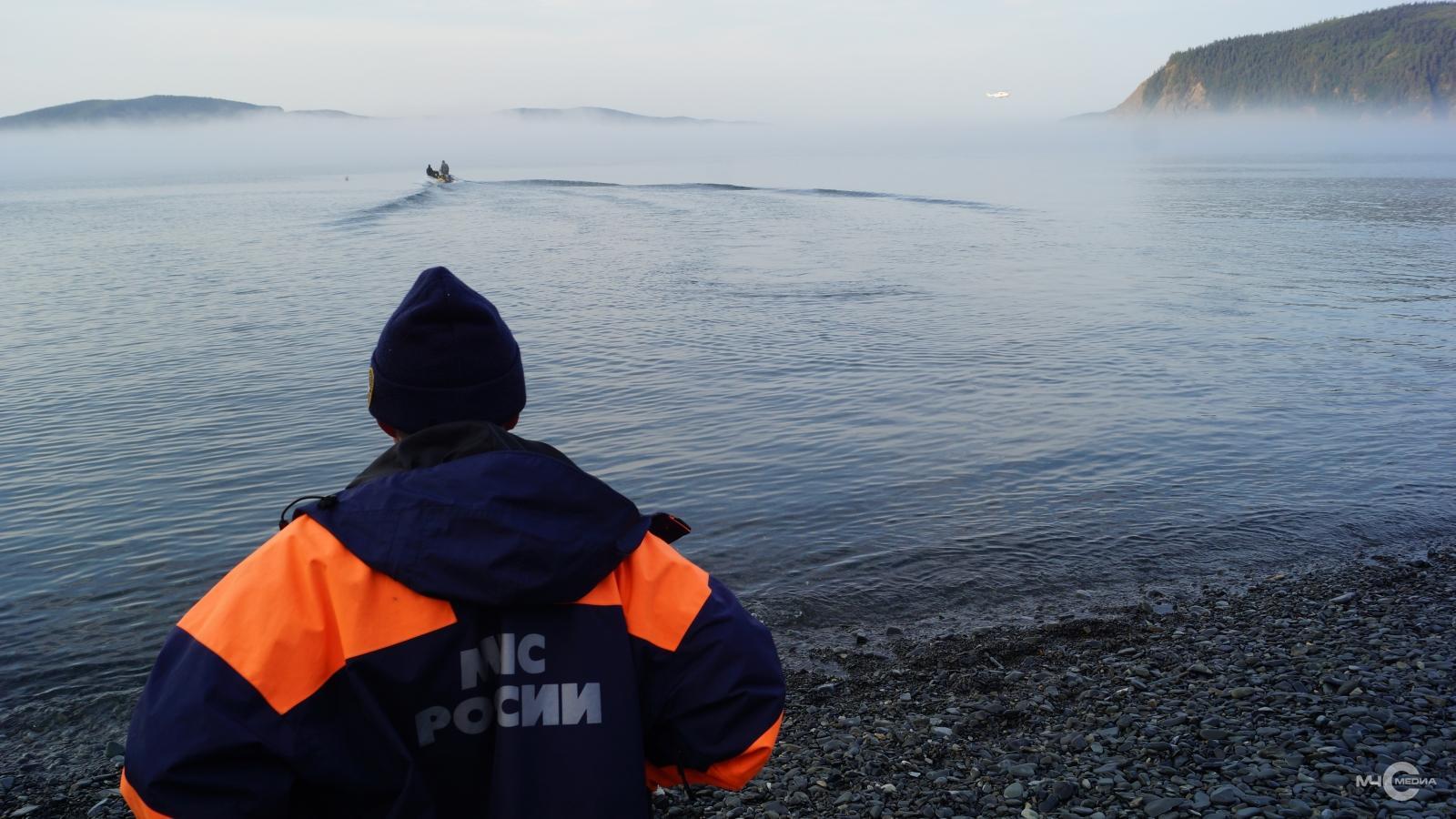 В Белом море ищут разбившегося на вертолёте жителя Тверской области
