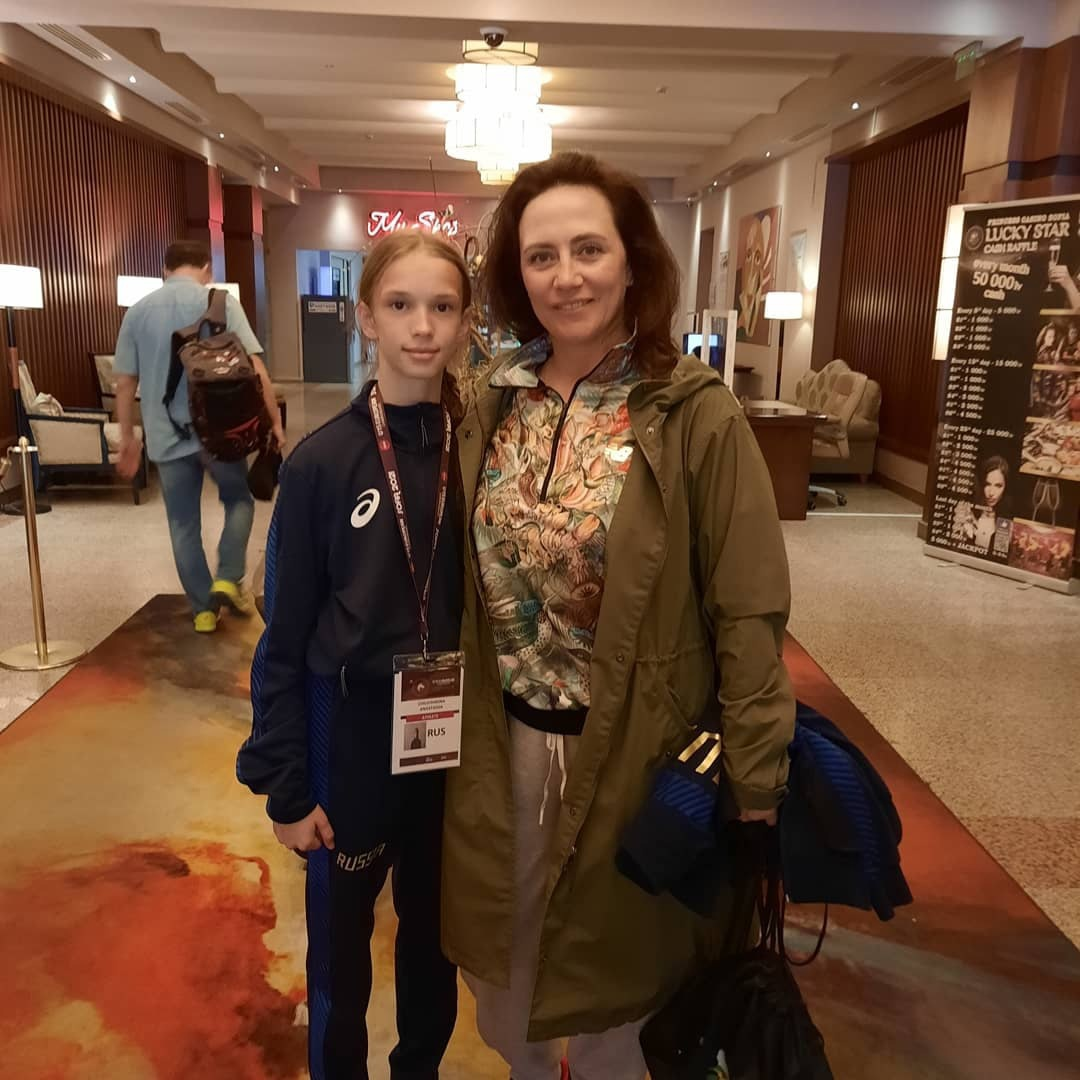 Анастасия Чилюшкина из Тверской области стала чемпионкой Европы по борьбе