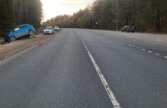 На трассе в Тверской области уснул 75-летний водитель и погиб