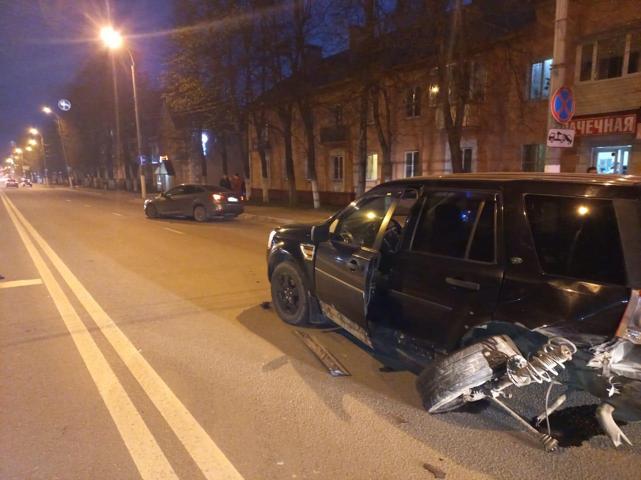 В Твери из-за пьяного водителя пострадал трезвый