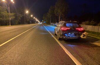 В аварии перед пешеходным переходом в Тверской области пострадала девочка