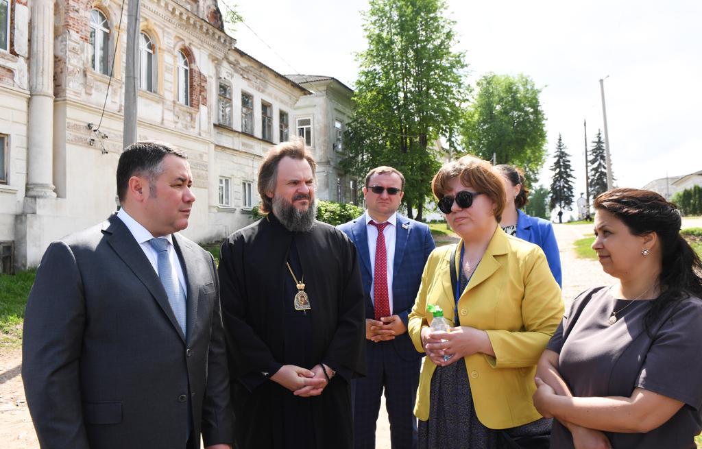В Тверской области пройдут концерты в честь 500-летия обретения мощей Макария Калязинского