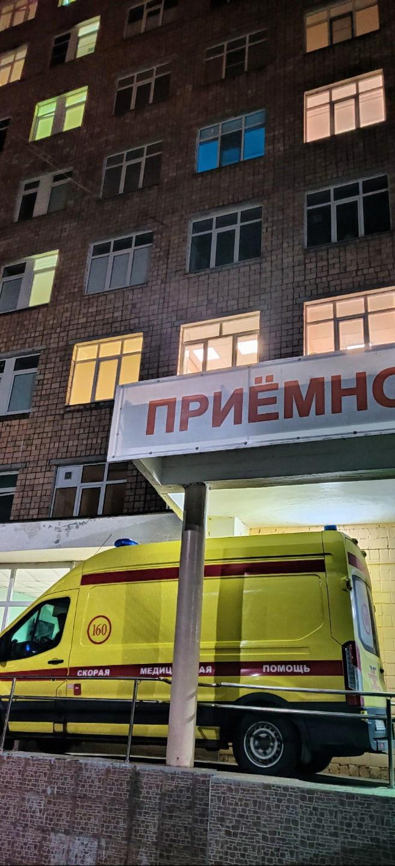 Бабушку из Тверской области работники скорой спасли от смерти тромболизом