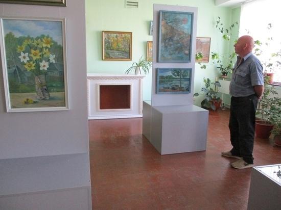 33 картины представят на выставке в Андреаполе Тверской области