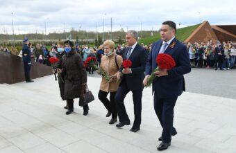 Председатель Госдумы приехал в Тверскую область и напомнил цену Победы