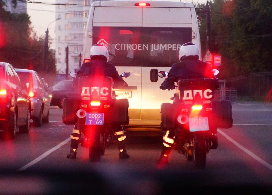 В Твери не поделили дорогу русский и кореец