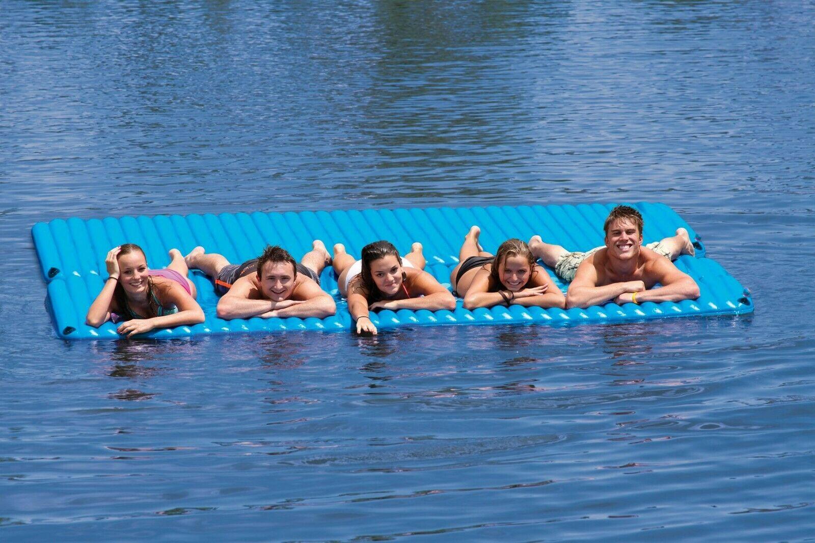 Жителям Тверской области запретили плавать на надувных матрасах