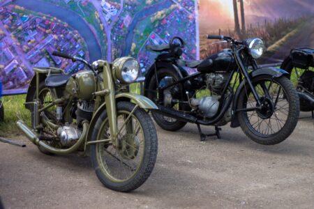 В Тверской области появится самый большой музей ретромотоциклов