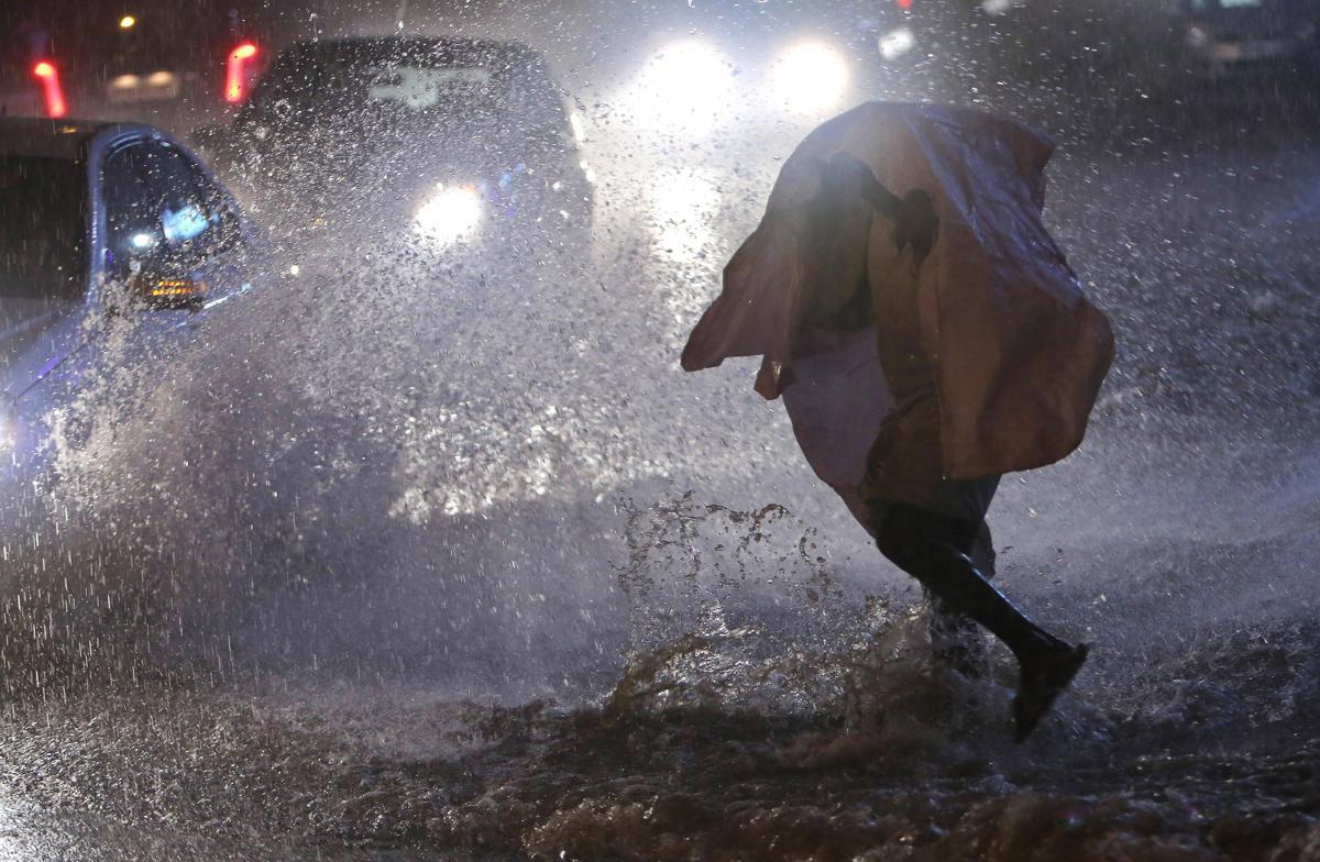 Тверская область вышла из зоны комфорта: будут потопы и ураганы