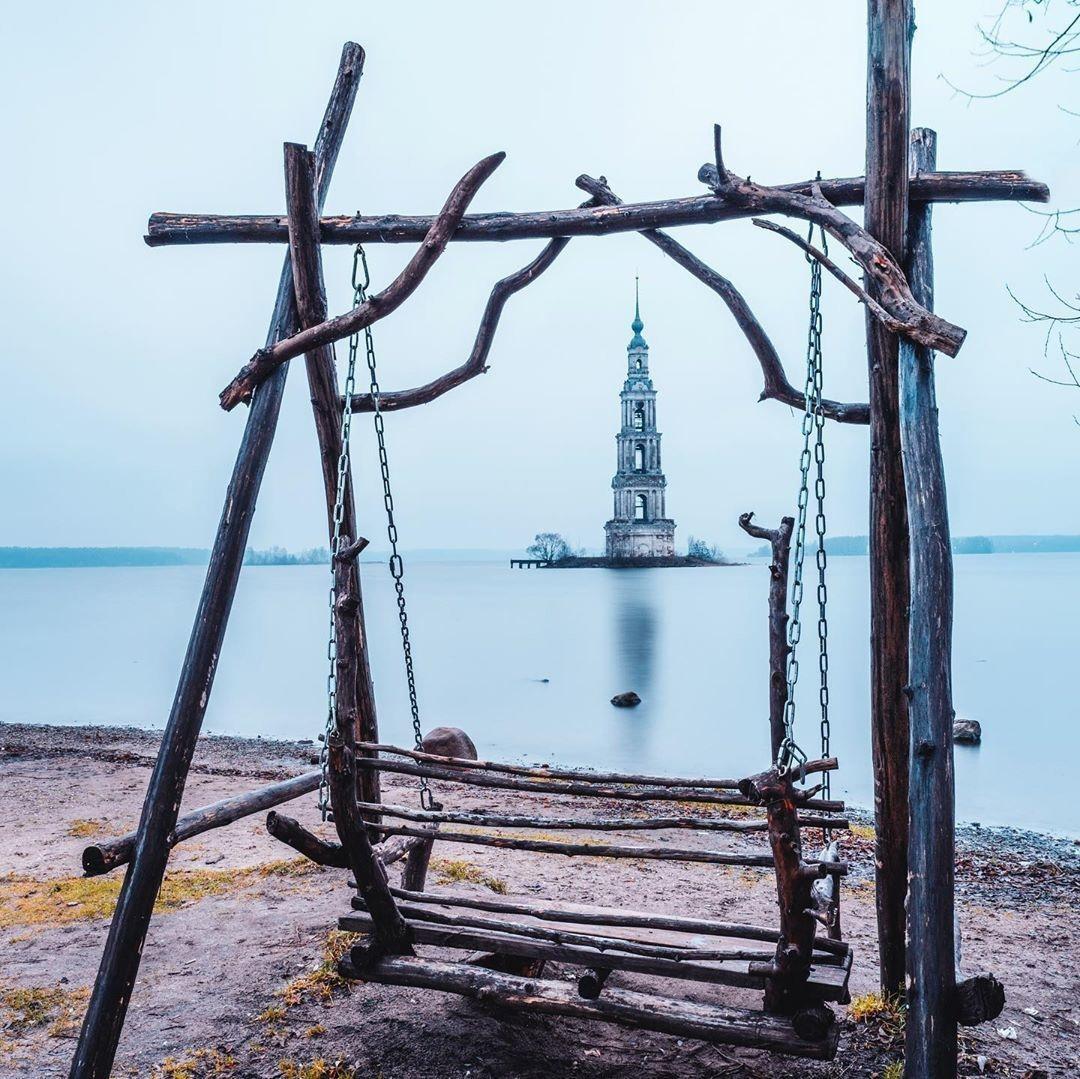Губернатор Тверской области рассказал, когда закончат ремонт колокольни в Калязине