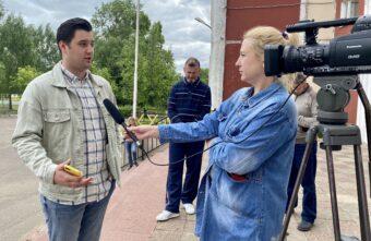 Молодежь приняла активное участие в предварительном голосовании «Единой России»