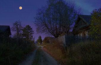 Жители Тверской области тщательно спланировали ночное похищение лопаты