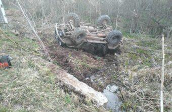 Водитель УАЗа, погибший в Тверской области, ехал с подложными номерами