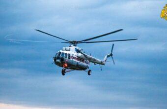 Женщину и ребёнка экстренно доставили в Тверь на вертолётах