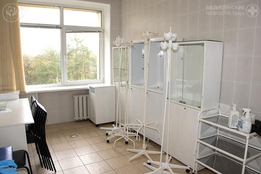 В Твери по просьбам горожан готовится к открытию новое здание поликлиники