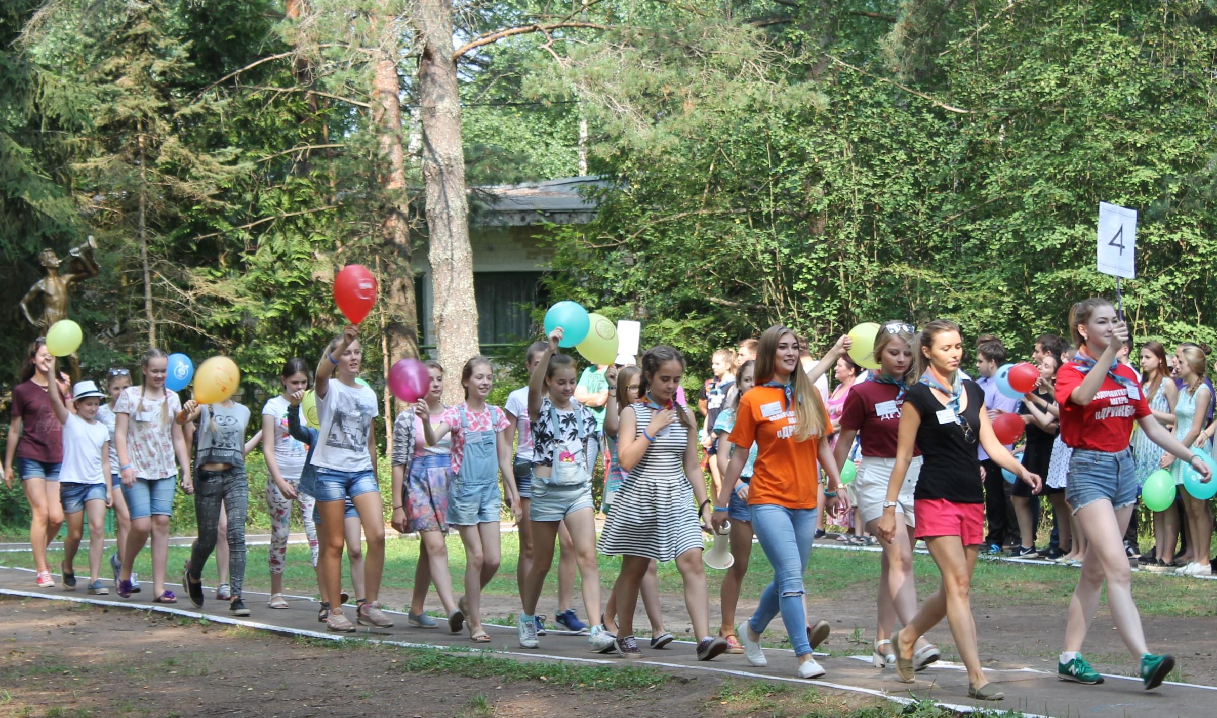 В Твери стартовала продажа путёвок в лагеря на вторую смену