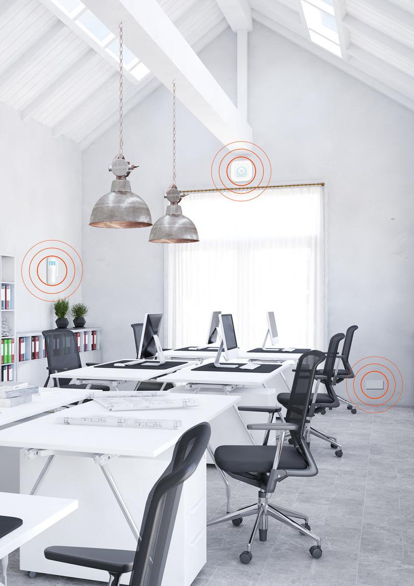 «Ростелеком» предлагает бизнесупереехать в«Умный офис»: новый облачный сервиспоможетдистанционноуправлятьпомещениями из любой точки мира