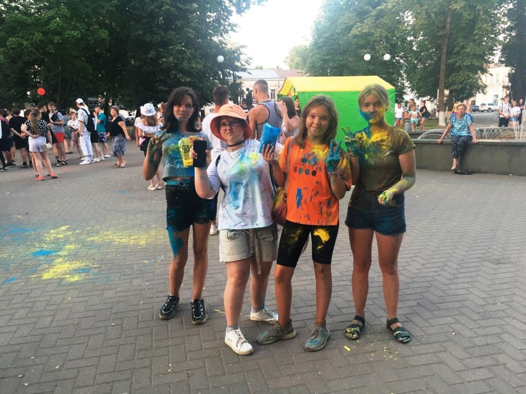 Шумно и весело отметили День молодежи в Тверской области