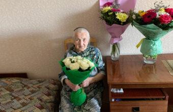 21 июня жительница Твери Александра Громова отмечает вековой юбилей